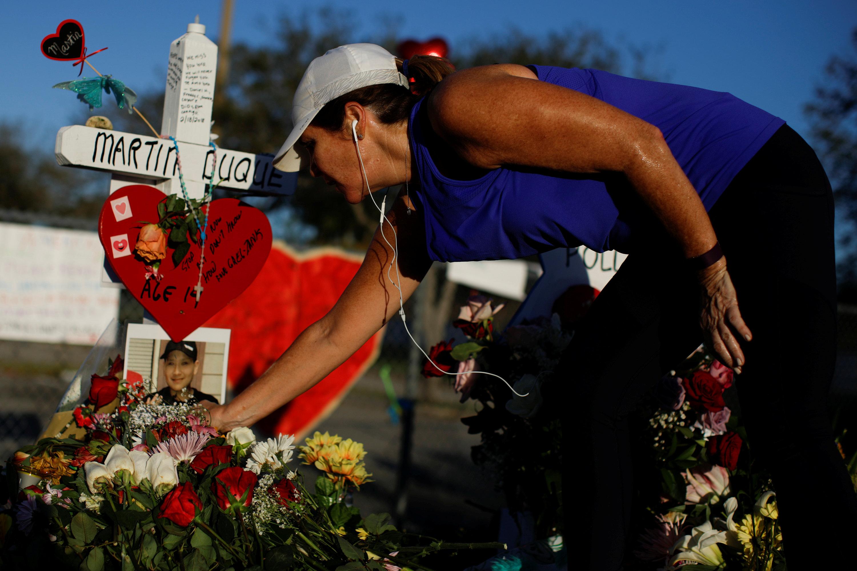 Ejército honra a mexicano muerto en tiroteo de Florida
