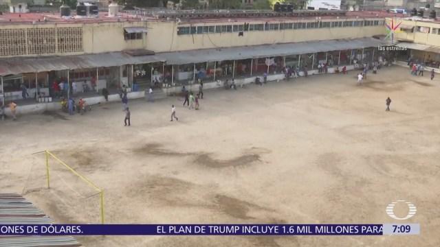 El Cereso 'Venustiano Carranza' de Tepic es un pueblito