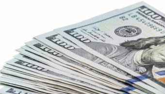 El dólar se vende en 18.87 pesos