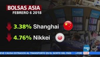 El Dow Jones se recupera, pero arrastró a las Bolsas mundiales