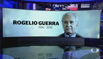 El legado de Rogelio Guerra