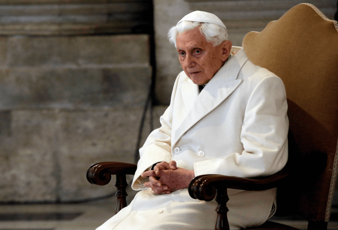 Benedicto XVI se prepara para el