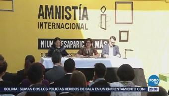 En 2017 se agravó la violencia y asesinatos en México: AI