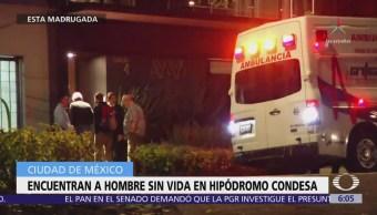 Encuentran a hombres muertos en diferentes puntos del Valle de México