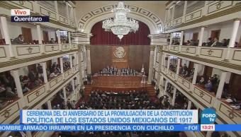 EPN Mexicanos Hemos Desarrollado Instituciones Sólidas