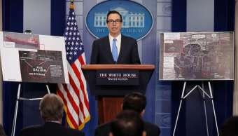 Estados Unidos sanciona a empresas por ayudar a Corea del Norte