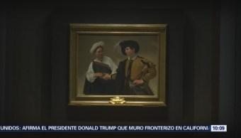 Exposición de Caravaggio en México