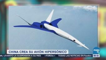 Extra Extra: China crea su avión hipersónico