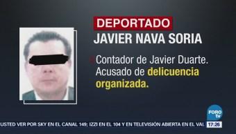 Extraditarán España Colaborador Duarte Javier Nava Soria
