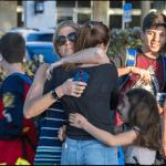 Trump anuncia que visitará a familiares de víctimas de tiroteo en Florida