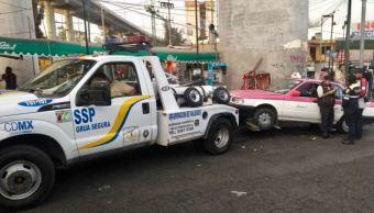 Grúas ya no podrán infraccionar en la Ciudad de México
