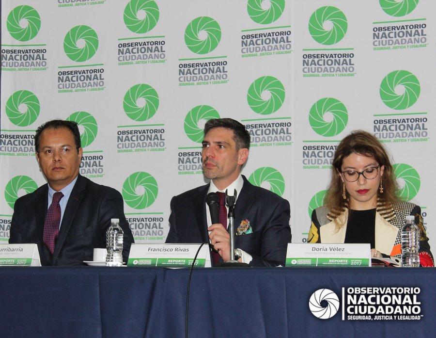 En 2017, una persona fue asesinada cada 18 minutos en México: ONC