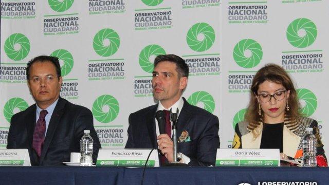 Elecciones implican retos para la seguridad, dice Francisco Rivas