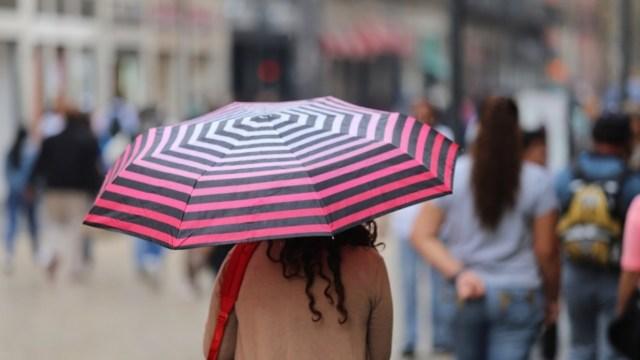 Frente frío 40 provocará lluvias fuertes en oriente, centro y sureste de México.(Notimex, archivo)
