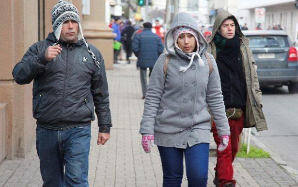 Frente frío número 35 mantiene bajas temperaturas en México