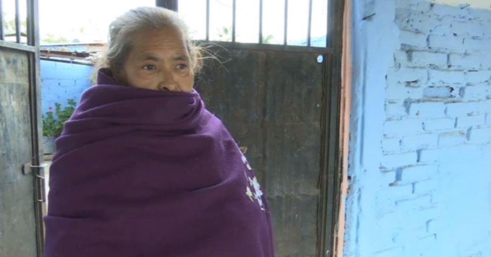 Habitantes De Ocampo Guanajuato Son Afectados Por Bajas Temperaturas
