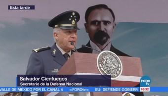 Fuerzas Armadas acatarán resolución sobre Ley de Seguridad