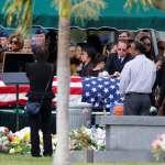 Academia militar West Point homenajea víctima tiroteo Florida