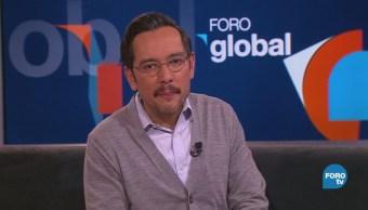 Genaro Lozano entrevista a Gerry Eijkemans