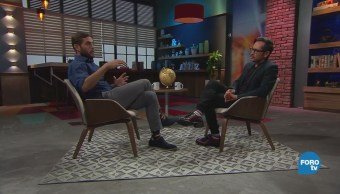 Genaro Lozano entrevista a Juan Carlos Requesens