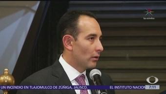 Gil Zuarth afirma que no buscará ningún cargo público en 2018