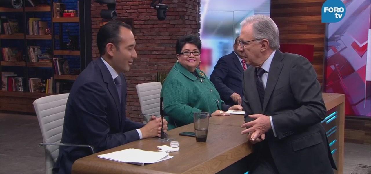 Gil Zuarth se retira de la política