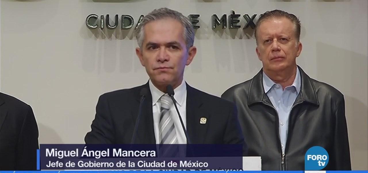 Gobierno de la CDMX investiga mantas de supuesto cartel