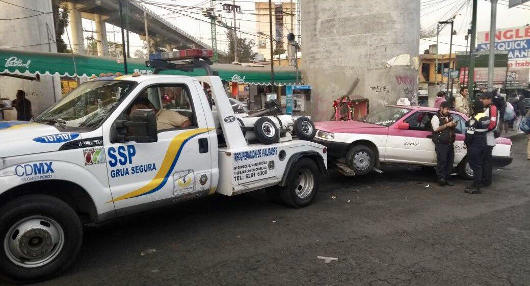 Grúas de la SSPCDMX no podrán multar a automovilistas