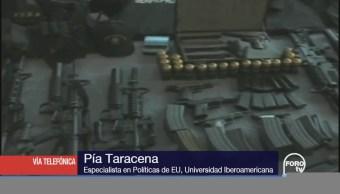 Grupos conservadores fomentando la venta de armas en EU