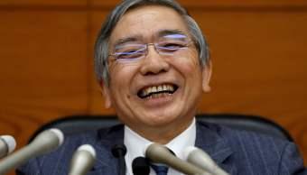 Japón nomina a Kuroda para otro periodo frente al banco central