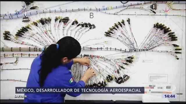 Inauguran en Querétaro planta de tecnología aeroespacial