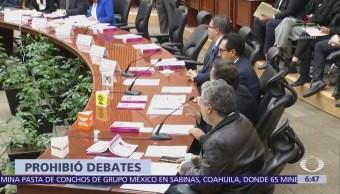 INE prohíbe debates entre precandidatos durante el periodo de intercampañas