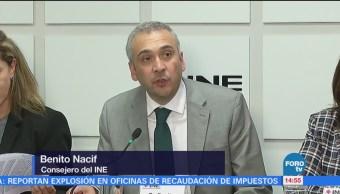 INE reporta inconsistencias en registro de aspirantes independientes