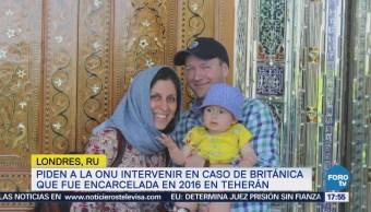 Investigan tortura a británica presa en Irán