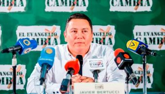 Pastor evangélico se lanza a la contienda presidencial en Venezuela