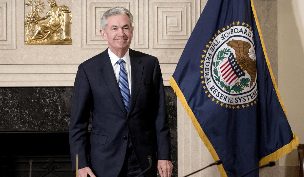Jerome Powell jura como presidente de la Reserva Federal