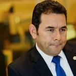 Trump se reunirá con presidente de Guatemala y agradecerá decisión sobre Jerusalén