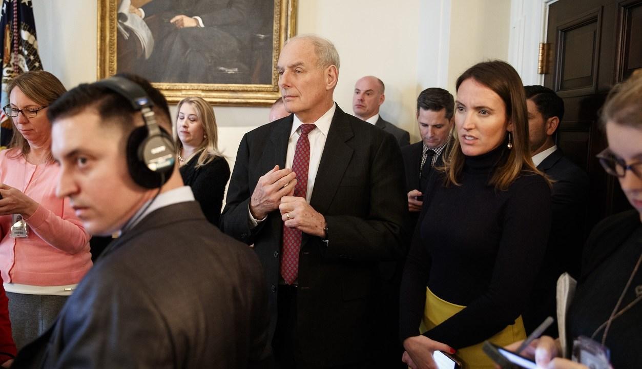 Kelly califica flojos dreamers que no se inscribieron DACA