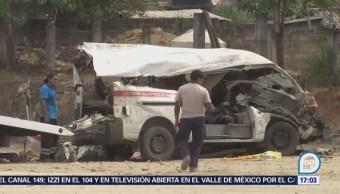 Sobrevivientes Cuentan Experiencia Durante Desplome Helicóptero