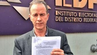 Niegan ampliar plazo a Luege Tamargo para juntar firmas hacia candidatura