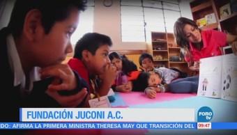Juconi ayuda a niños en situación de calle