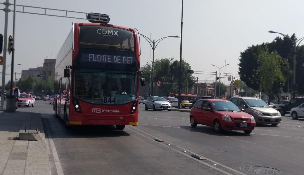 Boleto costará 6 pesos en Línea 7 del Metrobús a partir del 5 marzo