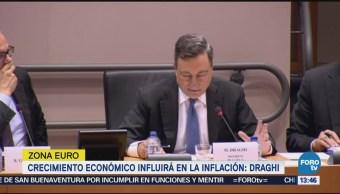 Inflación Muestra Señales Convincentes Avance Draghi