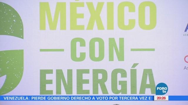 Lanzan la campaña 'México con Energía'