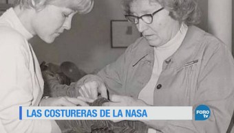 Las costureras de la NASA