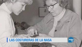 Las costureras de la NASA