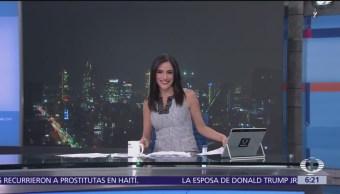 Las noticias, con Danielle Dithurbide: Programa del 13 de febrero del 2018