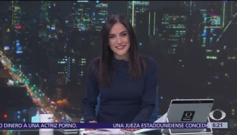 Las noticias, con Danielle Dithurbide: Programa del 14 de febrero del 2018