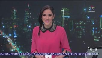 Las noticias, con Danielle Dithurbide Programa del 16 de febrero del 2018