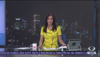 Las noticias, con Danielle Dithurbide: Programa del 19 de febrero del 2018
